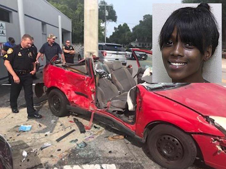 Mikala Hudson, car accident, ocala post, ocala news