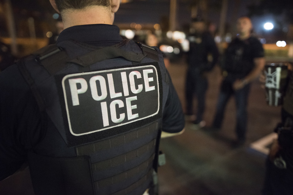 ICE, deported, illegal immigrant