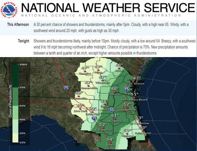ocala weather, marion county tornado, ocala news, ocala post