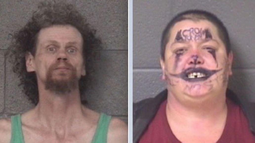 north carolina, daily lash, freaks, joker, mental evaluation