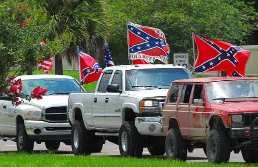 confederate flag, nascar, daily lash, blm