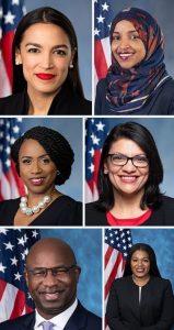 terrorists, the squad, unamerican